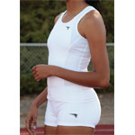 Womens Fitted Tops/Shorts/Briefs