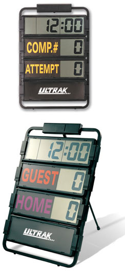 Ultrak Scoreboard Display