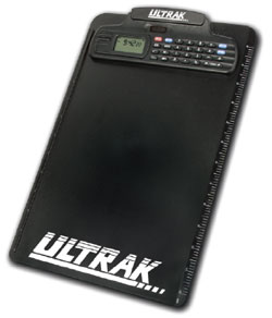 Ultrak 700 Timing Clipboard