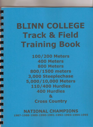 The Blinn College Training Program (Book)