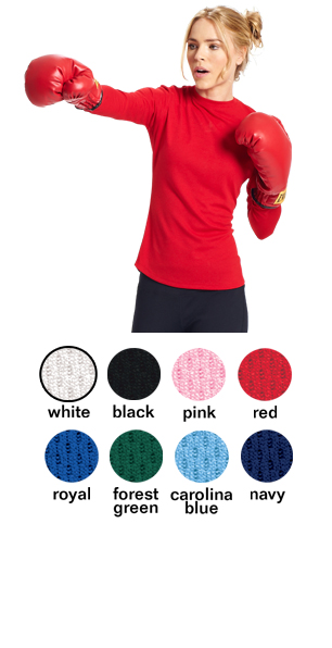 eXpert Womens Long Sleeve Tech Tee