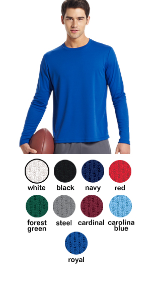 eXpert Mens Long Sleeve Tech Tee