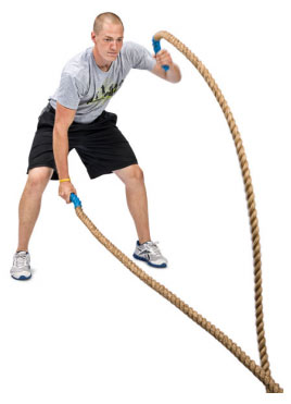 PowerMax Conditioning Ropes