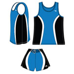 VS Blade Singlet/Short - CUSTOM