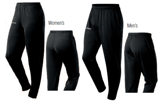 asics womens tracksuit bottoms