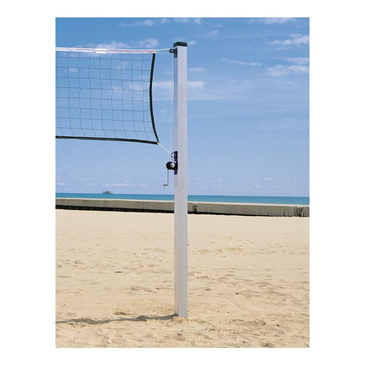 27ft 10in X 3ft 3in Sand Volleyball Net
