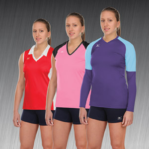 brand new cbf5b 1c42b Mizuno Custom VB Uniforms