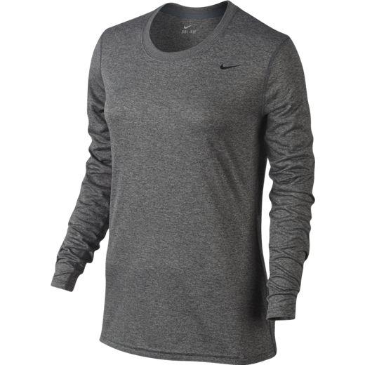 69061b4d4840 Nike Legend Womens Training Long Sleeve Top