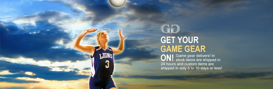 GameGear Volleyball
