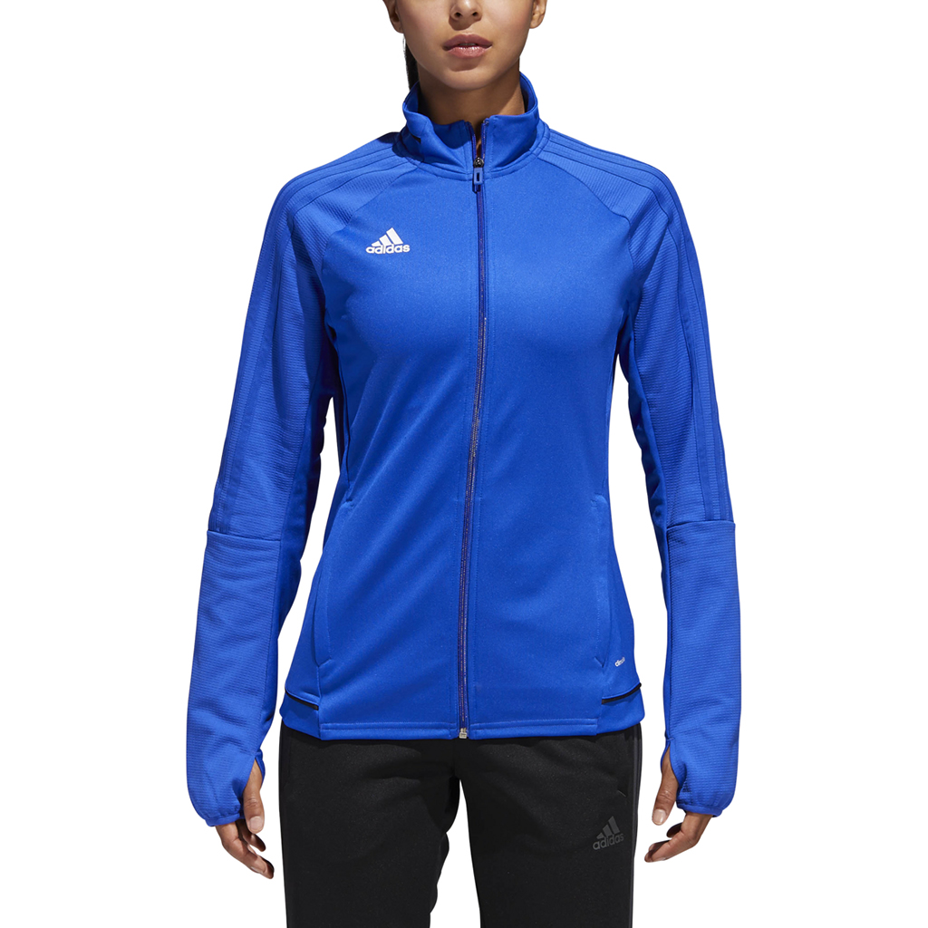 3f10e694bed7 Adidas Tiro 17 Training Jacket Womens