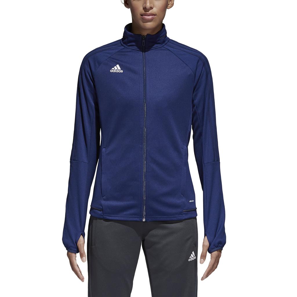85dc167fcd5a Adidas Tiro 17 Training Jacket Womens