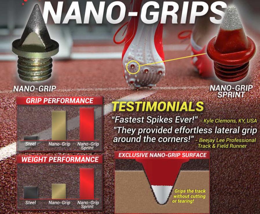 Nano-Grip Spikes
