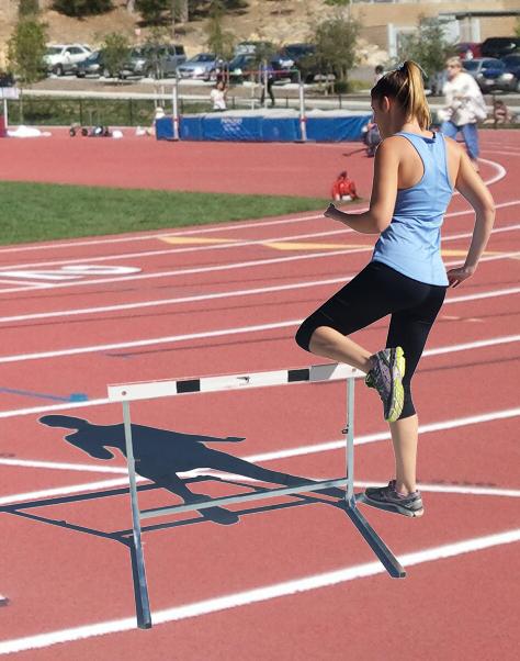 VS Jr. Adjustable Training Hurdles