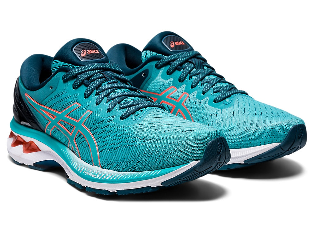 Asics Kayano 27 Womens - 1012A649-300