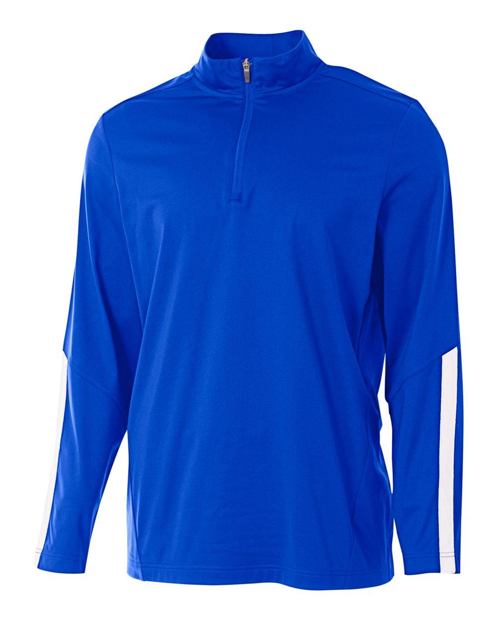 A4 League 1/4 Zip Jacket