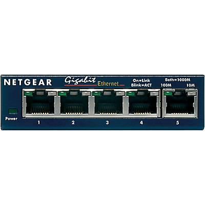 Netgear ProSAFE 5 Port Gigabit Switch