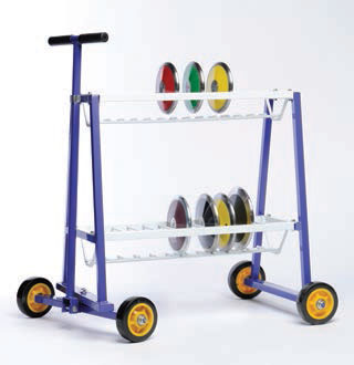 VS Discus Cart