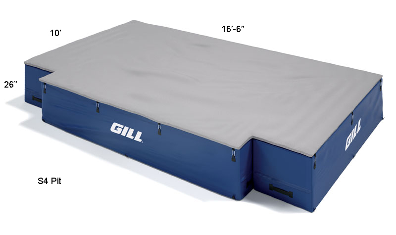 Gill S4 High Jump ValuePack