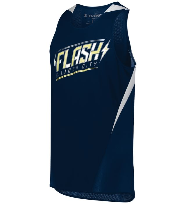 Holloway PR Max Track Jersey Youth