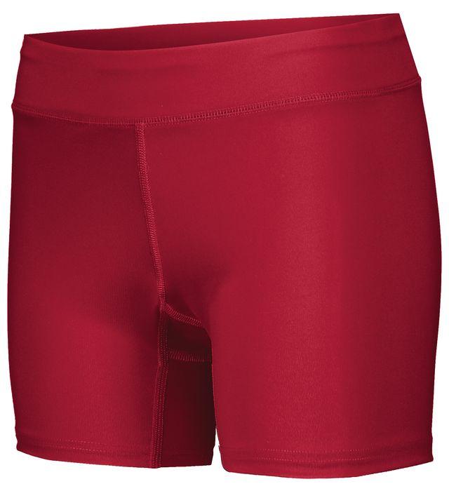 Holloway Ladies PR Max Compression Shorts