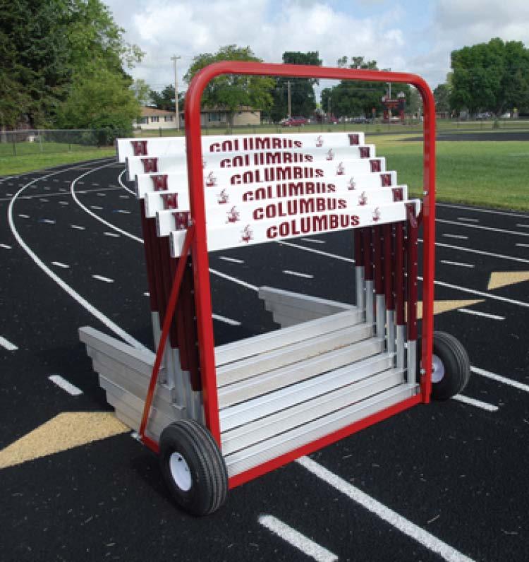 Blazer 2 Wheel Hurdle Cart