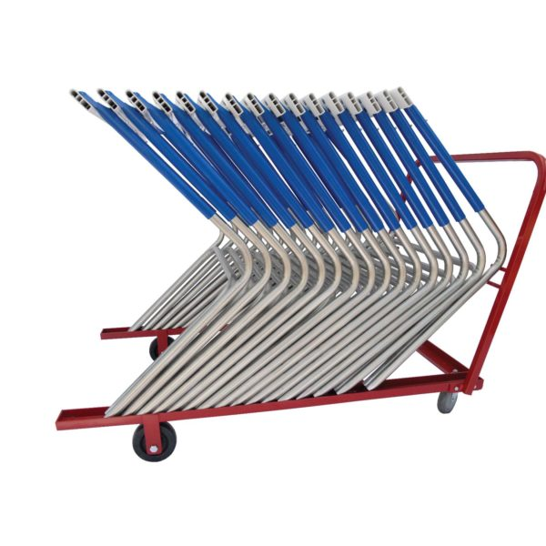 """L"" Hurdle Cart"