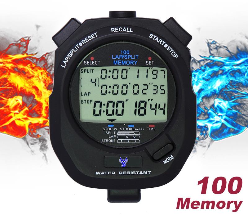 VS 100 Memory Stopwatch