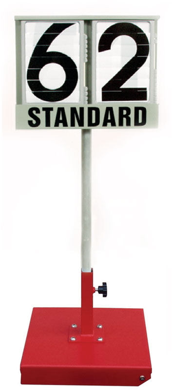 P.V. Standard Placement Indicator