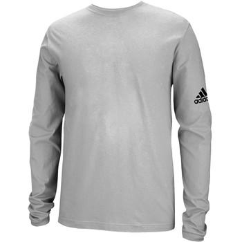 Adidas Long Sleeve Logo Tee