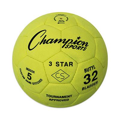 Champion 3 Star Indoor Soccer Balls