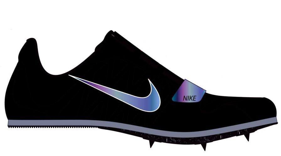 Nike Zoom LJ 4 - 004