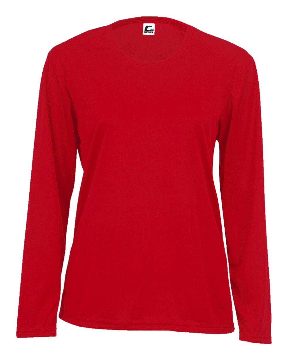 Badger C2 Ladies Long Sleeve Tee