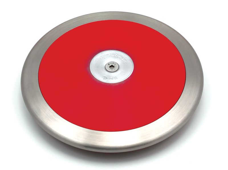 Cantabrian Red Lo-Spin Discus