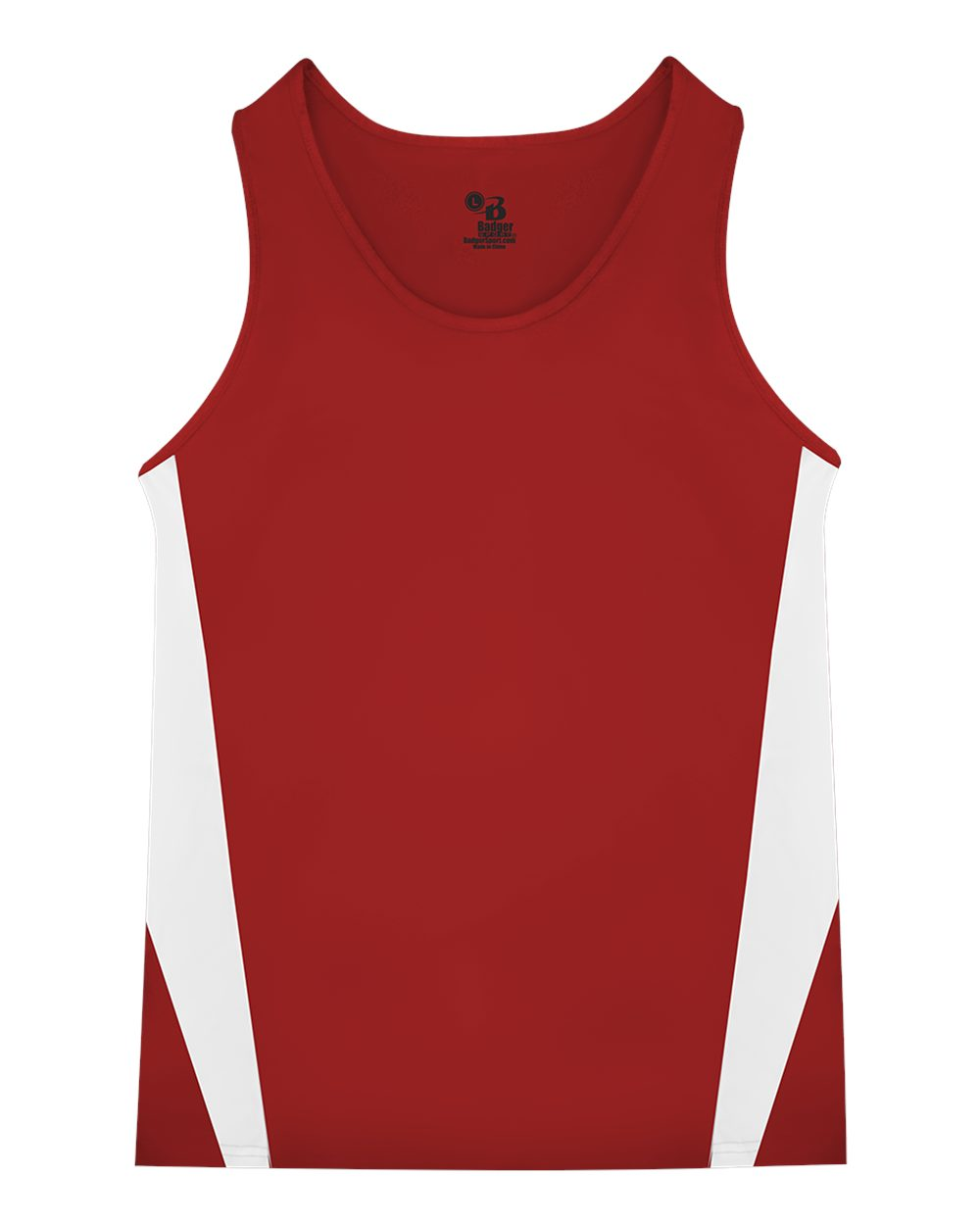 Badger Stride Ladies Singlet