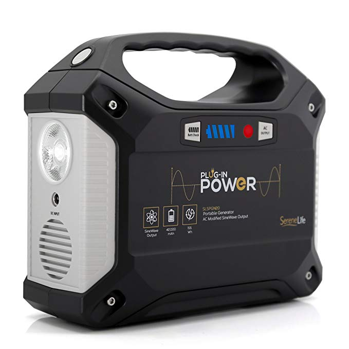 Portable Generator 155Wh Power Station