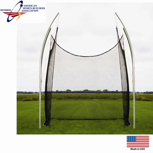 Elite Aluminum Shot Put Cage
