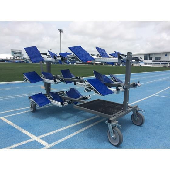 Gill International Starting Block Cart