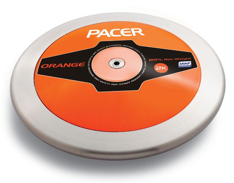 Pacer Orange Discus