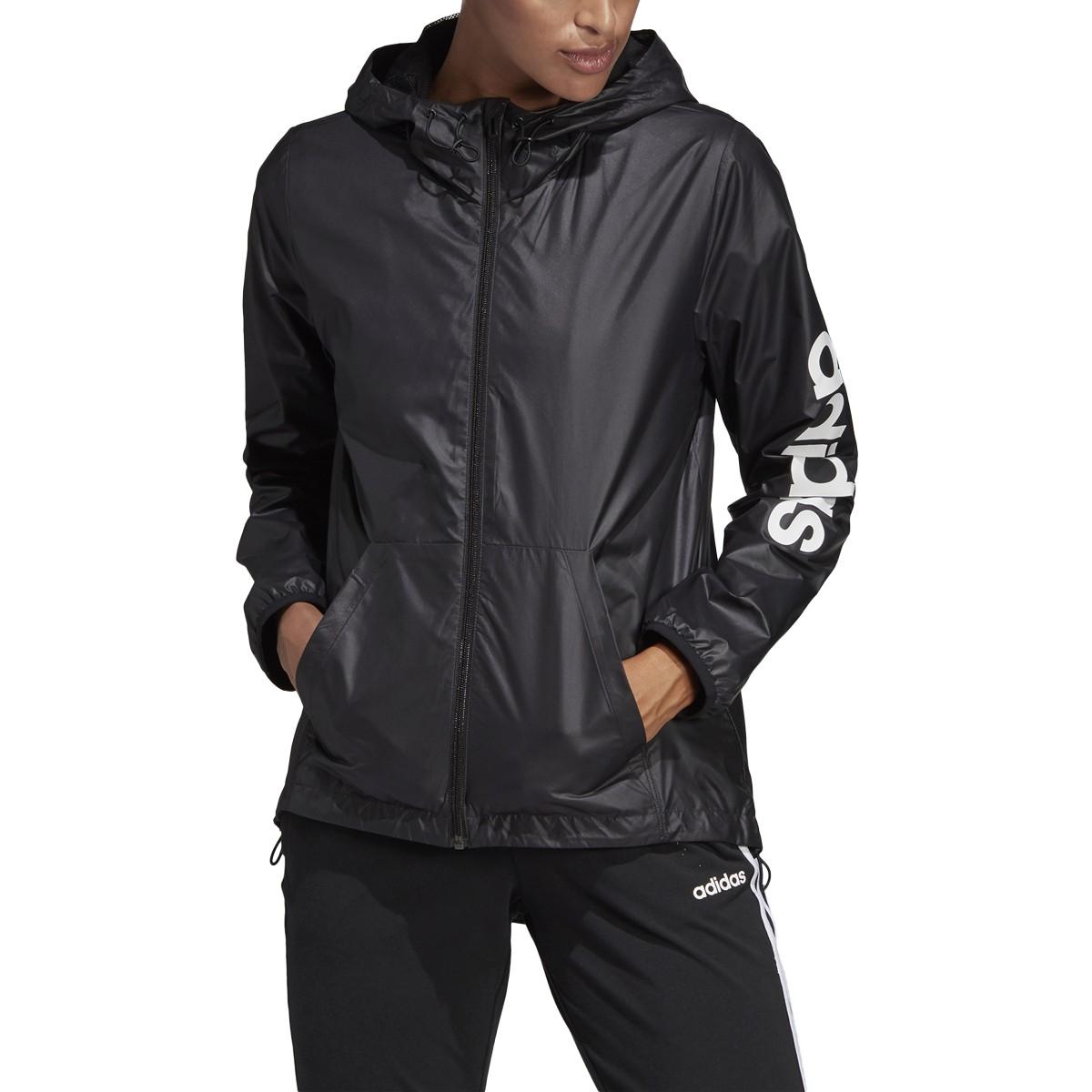 Adidas Windbreaker Womens BK