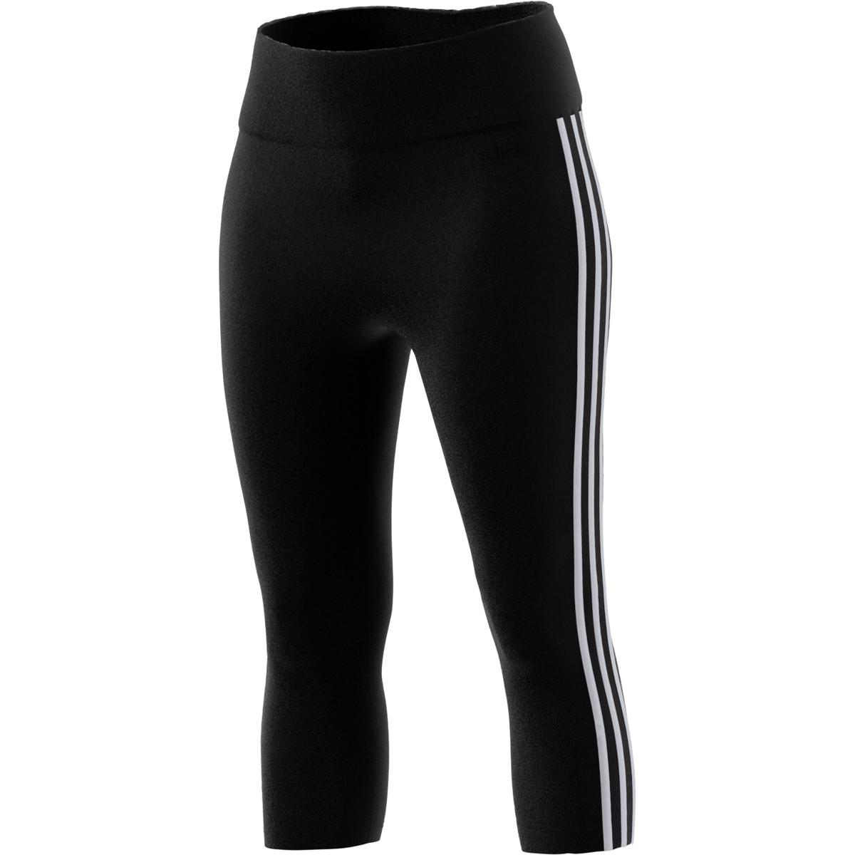 Adidas 3S Capri Tight WOMENS BK