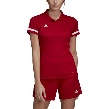 Adidas Team 19 Polo Womens