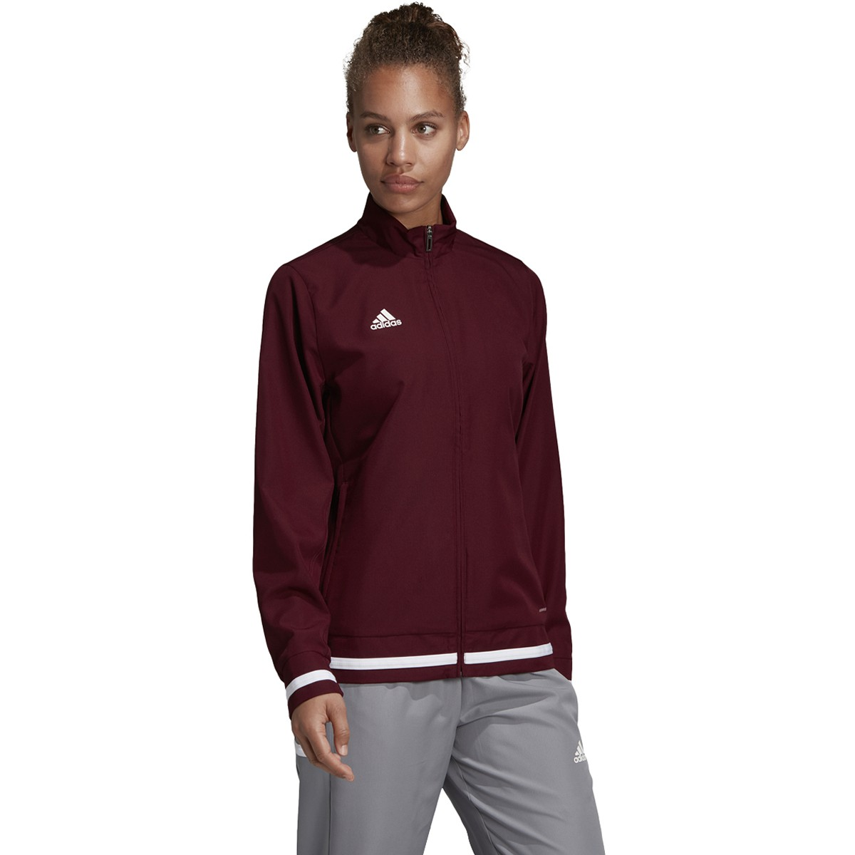 Adidas T19 Woven Jacket Womens
