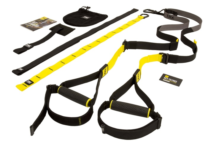 TRX Pro Suspension Trainer 4