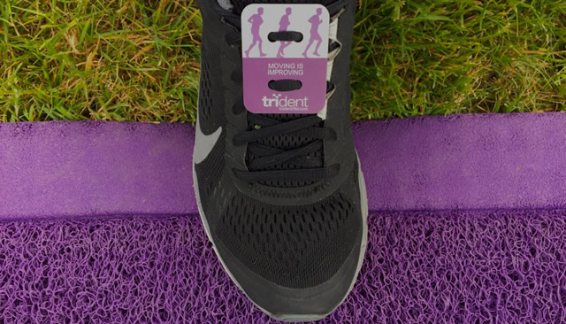 Trident Standard Shoe Tags
