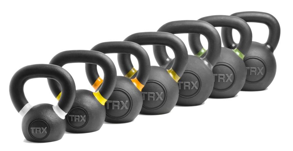 TRX Gravity Cast Kettlebells