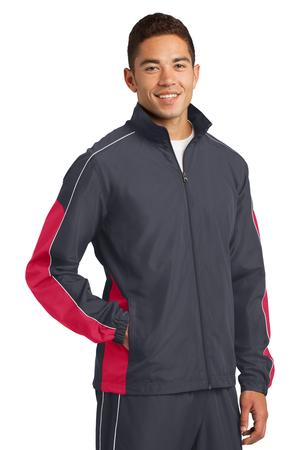 Sport-Tek Piped Colorblock Jacket