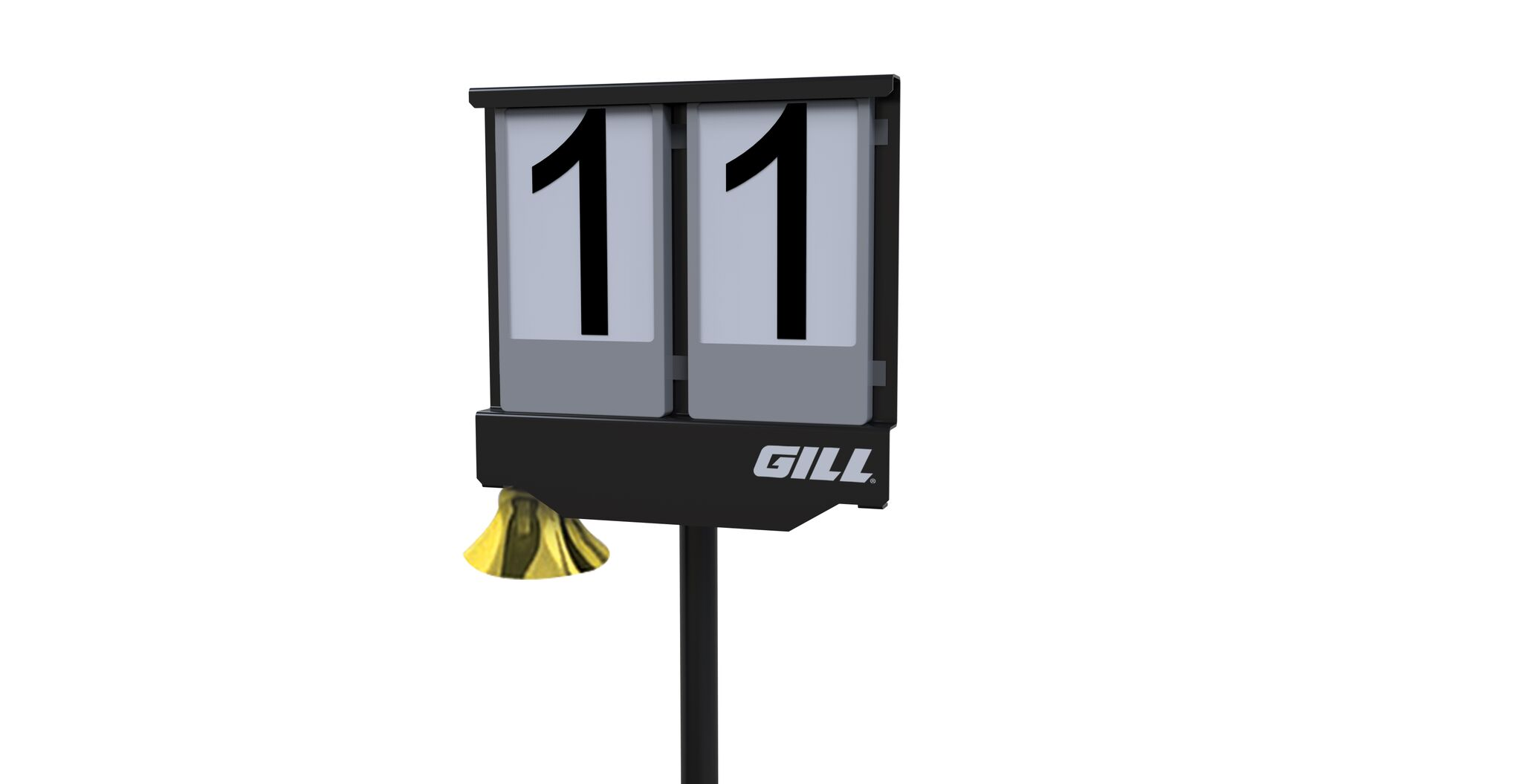 Gill Lap Counter
