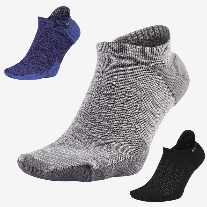 Nike Elite Cushioned No-Show Sock