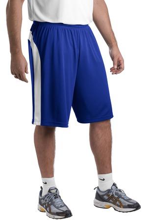 Sport-Tek Dry-Zone Colorblock Short