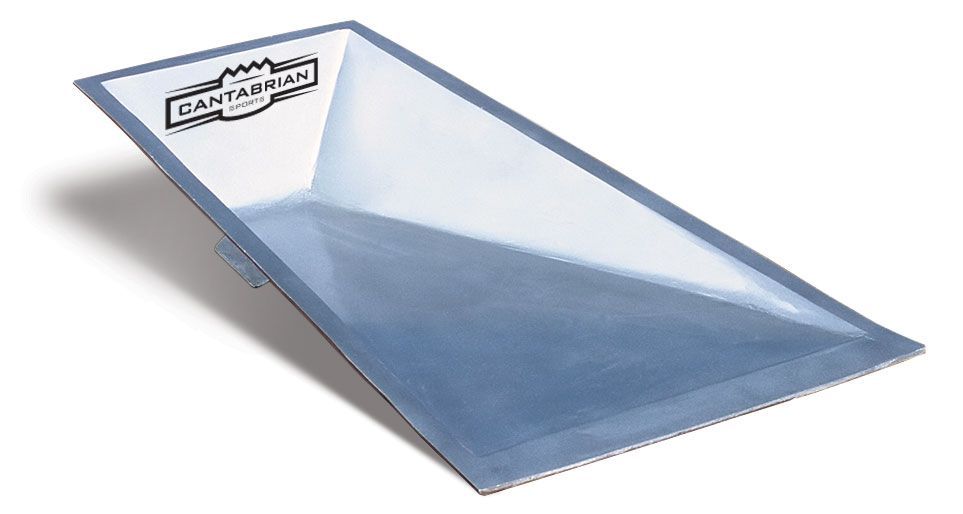 Cantabrian Cast Aluminum Vault Box